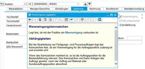 F1-Hilfe in SAP-ERP - Eines der besten SAP GUI Features