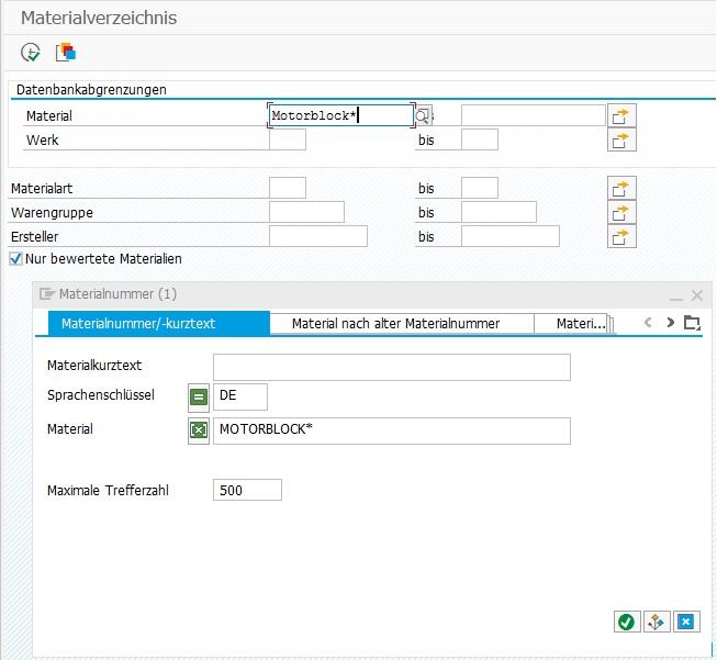 F4-Hilfe in SAP GUI - Eines der besten SAP GUI Features in SAP ERP bzw. SAP S/4HANA
