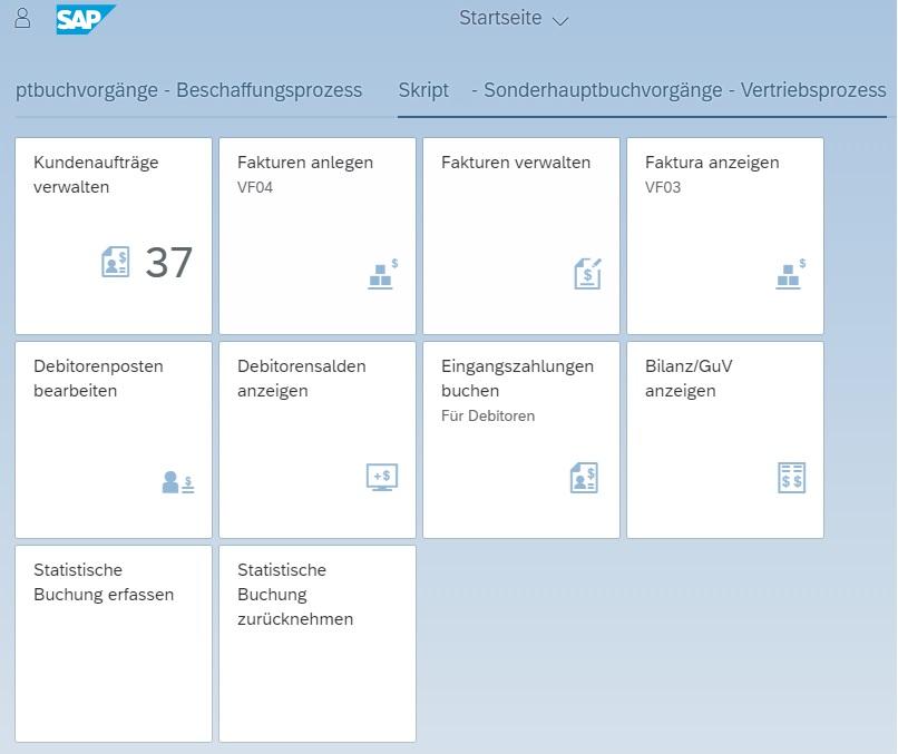 SAP Fiori als User Experience ermöglicht die Benutzung von SAP S/4HANA im Browser. SAP Fiori nutzt dabei die modernen HTML5-Technologien wie z.B. SAP UI5. Dabei muss man beachten, dass man kein SAP S/4HANA benötigt, um SAP Fiori zu benutzen. Aber mit SAP S/4HANA kann man es benutzen und zeitgleich die klassische SAP GUI verwenden.