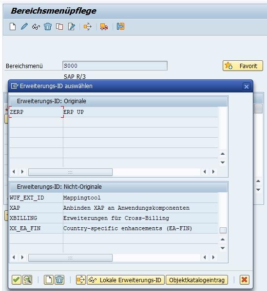 Neben dem Standardmenü im SAP Easy Access kannst Du eigene Bereichsmenüs in der Transaktion SE43N anlegen. Einer der besten Tipps für SAP-Transaktionen ist es, eigene Bereichsmenüs anzulegen. Neben der Arbeit bzw. Benutzung von Favoriten ist das eine der einfachsten und bequemsten Arten, seine am häufig benutzen Transaktionen schnell und übersichtlich griffbereit zu haben.